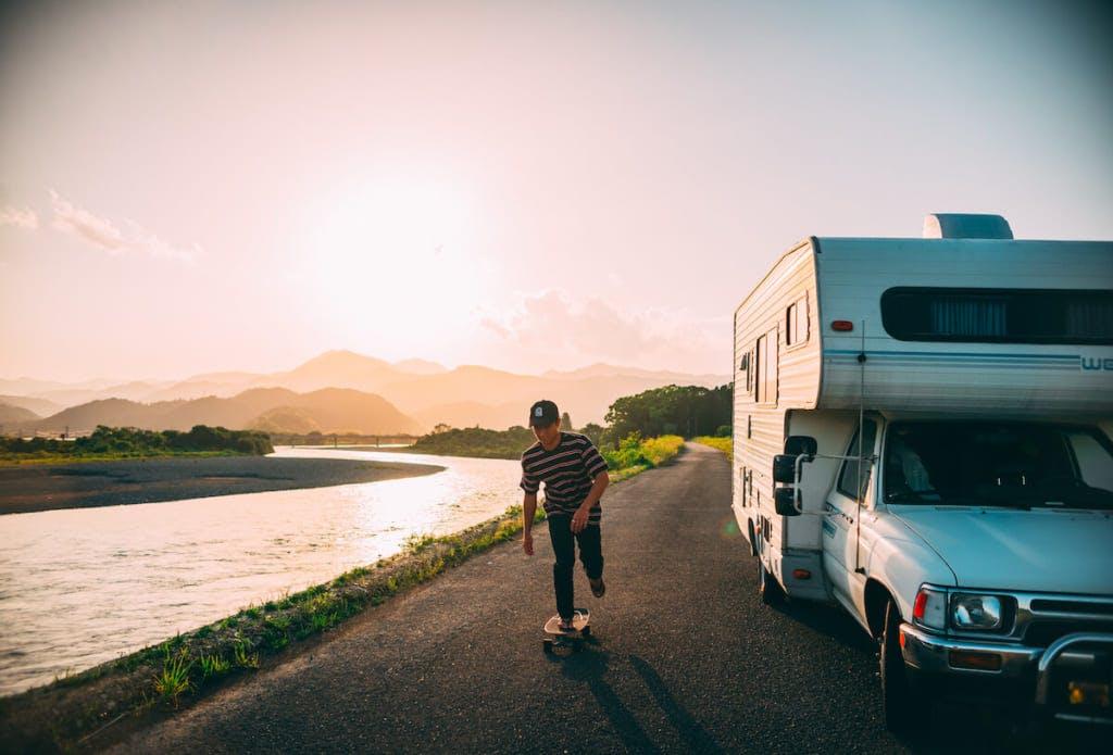 2018年に世界一周をし帰国後、僕は1ヶ月かけてキャンピングカーで西日本を旅しました。