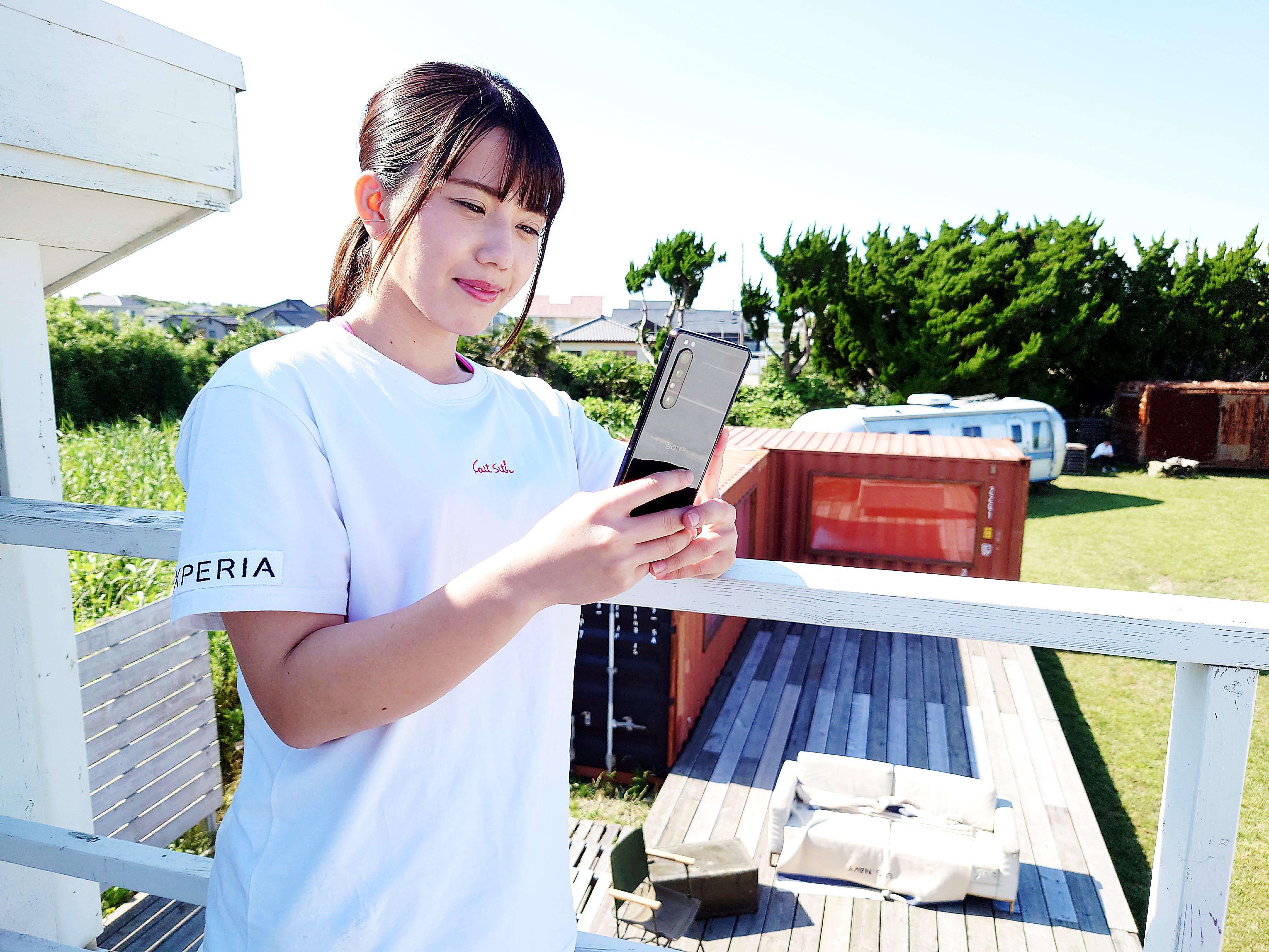 Xperia × 泉ひかり